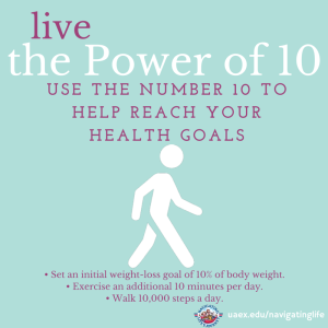 Live the power of 10-Health